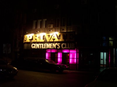 Exemple de analize Feng Shui: The Private Gentelmen´s Club - Bucuresti (fostul Melody Bar)