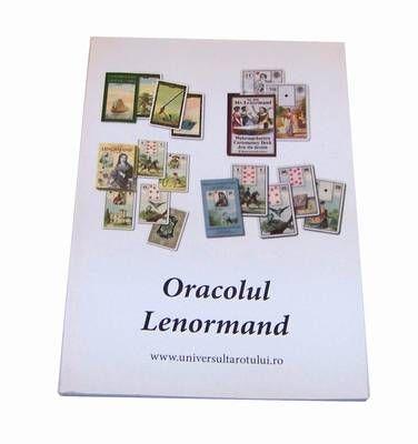 Oracolul Lenormand - manual de utilizare al cărților de Tarot