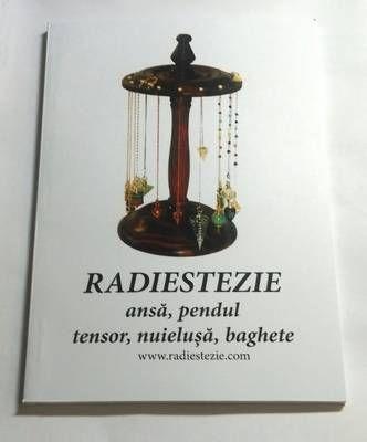 Radiestezie - ansă, pendul, tensor, nuielușă, baghete