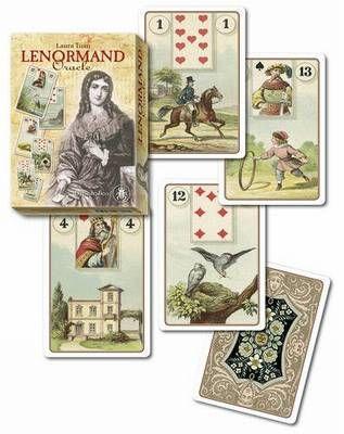 Curs de inițiere în Tarot - Tarotul Lenormand